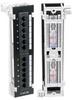 CAT5E 110 Type Patch Panel 12Port Vertical w/Bracket -- 1022-SF-01