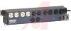 Surge Suppressor; ISOBAR; Rackmount; 15A; 1280Joules; 12outlets; 15ft cord -- 70101773