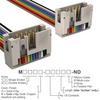 Rectangular Cable Assemblies -- M3RRK-1036R-ND -Image