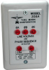Line Voltage & Phase Sequence Detector -- Model 208A