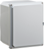 Nema and IP Rated Electrical Enclosure 10X8X6 -- H10086SF