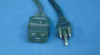 Power Cord JIS 8303 to C19 -- 4010020-00 - Image