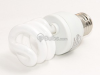 9 Watt, 120 Volt Warm White Spiral CFL Bulb -- 147934