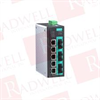 THE MOXA GROUP EDS-408A ( ENTRY-LEVEL MANAGED ETHERNET SWITCH, WITH 8 10/100BASET(X) PORTS, 0 TO 60°C OPERATING TEMPERATURE ) -Image