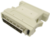 DB25 Female to HP50 Male SCSI Adapter -- 89-378 - Image