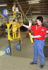 Vertical Vacuum Lifter with Rotation -- E100M4-CG-Image