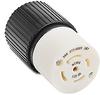 30A Electrical Connector: locking, 277/480 VAC, NEMA L22-30 -- 72230NC