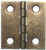 Small Steel Plated Hinges -- 814305