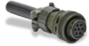 Military Style (MS) Mating Connector for TRDA-25N series encoders -- TRDA-25CON-RZWD