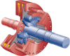 Variable speed Turbo Coupling -- MDC Series - Image