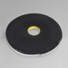 3M 4504 Single Coated Foam Tape Black 0.5 in x 18 yd Roll -- 4504 1/2IN 18YDS