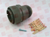 MIDLAND ROSS MS3406D20-7PW ( CIRCULAR CONNECTOR STRAIGHT PLUG 8PIN CRIMP TYPE AVAILABLE, SURPLUS, NEVER USED, 2 YEAR RADWELL WARRANTY ) -- View Larger Image