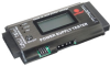 Coolmax PS-228 Power Tester - LCD Display, 6&8 pin PCIE -- PS-228