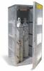 Aluminum Cylinder Storage Cabinet -- CAB251