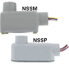 Non-Contact Speed Switch Series NSS -- NSSM-B1W