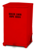 Silent Defenders Medical Waste Receptacle Step Can -- GPR500