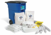 PIG Oil-Only Spill Kit in Large Mobile Container -- KIT459 -Image