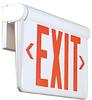 Architectural Plastic LED Exit -- Innova Exit Series XR