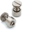 Low Profile Panel Fasteners -- Low Profile Panel Fasteners