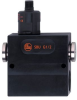Flow transmitter with integrated backflow prevention -- SBU625