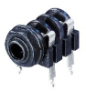 Neutrik 1/4 TRSJ RA Switched PCB Contact -- NEUNYS2182