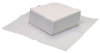 NuTrend White Spunlace Cleaning Wipe - Flat Sheet - 12 in Overall Length - 13 in Width - NUTREND M-C2205 -- NUTREND M-C2205