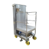 Stainless Steel Air Powered Manlift - Image