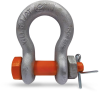 CM Carbon Anchor Shackles (Industrial/Government-Rated)