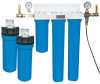 Light Commercial Ice Maker Filtration Systems - Maximum Flow Rate: 4 gpm (15 lpm) -- PWICE4