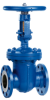 Flanged or Weld End Gate Valve -- STAAL 40 AKD/AKDS