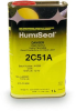 HumiSeal 2C51 Silicone High Strength Encapsulating Gel Part A Yellow 1 L Can -- 2C51 PART A LT - Image