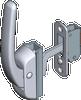 Heavy Duty Latch with Adjustable Locking Block -- 2074