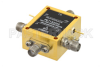 Absorptive SPDT PIN Diode Switch Operating From 2 GHz to 40 GHz Up to +27 dBm and 2.92mm -- PE71S2022 - Image