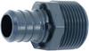 Poly-Alloy CrimpRing™ x MPT Adapter -- WP12P-08PB -Image