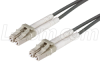62.5/125, Multimode Fiber Cable, Dual LC / Dual LC, 3.0m -- FODLC-CL-03