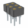 Rectangular Connectors - Headers, Receptacles, Female Sockets -- 803-93-006-10-002000-ND -Image