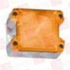 PFANNENBERG 21510104055 ( COMPACT FLASHING XENON STROBE BEACON, 1 HZ, 5 JOULES, 187 - 255 VAC, GREY HOUSING, AMBER LENS ) -Image