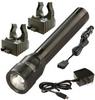 Streamlight Stinger Classic LED - AC / DC Charge Cords - 2 Bases - Black -- STL-75662