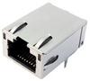 Interconnect Input/Output Connectors -- RJ45 with Transformer Single Port Jacks - Image