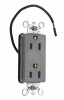 PlugTail? Split Circuit Receptacle -- PT26262SCGRY