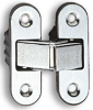 Large Brown Poly Concealed Hinge -- 658013