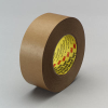 3M(TM) Super Strength Single Coated Repulpable Tape 917B Blue, 4 in x 60 yd, 8 per case Bulk -- 021200-65697