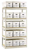 15-Box Rivet Rite Rack Storage -- 5438800 - Image