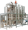 Multi-stage Pressure Column Distillation Units