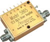 12.5 Gb/s Modulator Driver -- Model 5865 -- View Larger Image