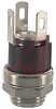 DC POWER CONNECTOR, JACK, .08 SOLDER LUG, 2.1mm -- 70020779