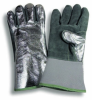 NSA Heat/Thermal - Heavy Duty Leather Foundry Gloves -- DJXGSP382