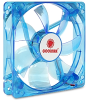 Coolmax CMF-1225-BL 120mm UV LED Cooling Case Fan - Blue -- CMF-1225-BL