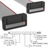 Rectangular Cable Assemblies -- A3BBB-2018G-ND -- View Larger Image