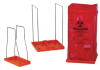 Biohazard Disposal Bags with Warning Label -- 84196